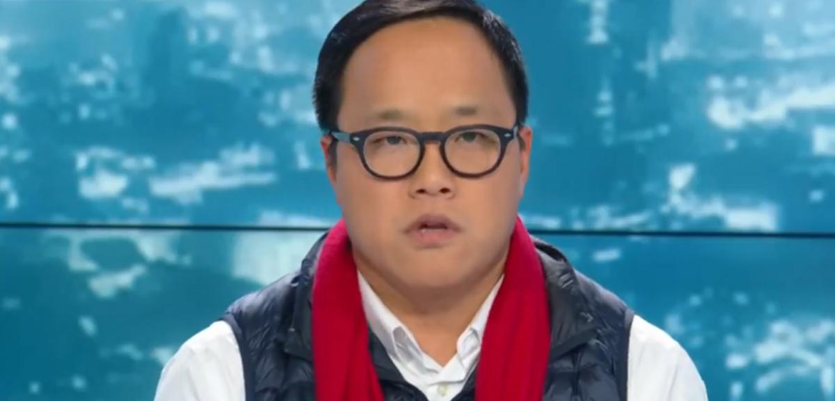 le magasin achat authentique plus grand choix Les « foulards rouges » sont-ils des militants de Macron ?