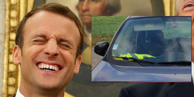 foto de Gilets Jaunes : le mépris du gouvernement Macron